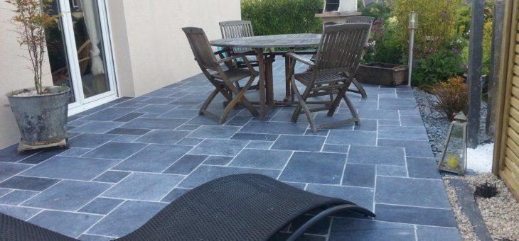 Aménagement terrasse : le choix du matériau